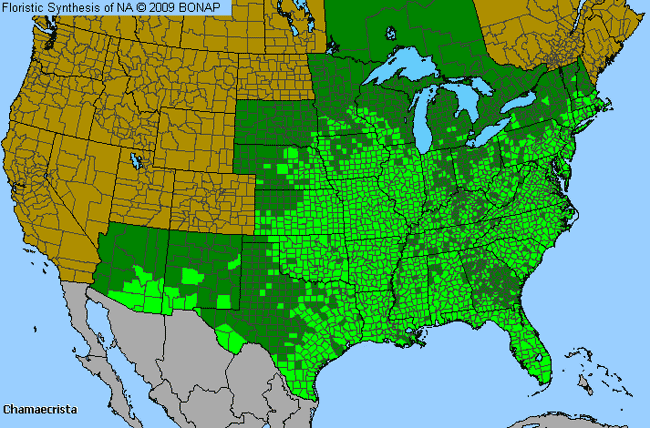Allergies By County Map For Sensitive-Pea