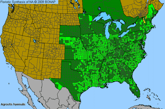 Allergies By County Map For Winter Bent